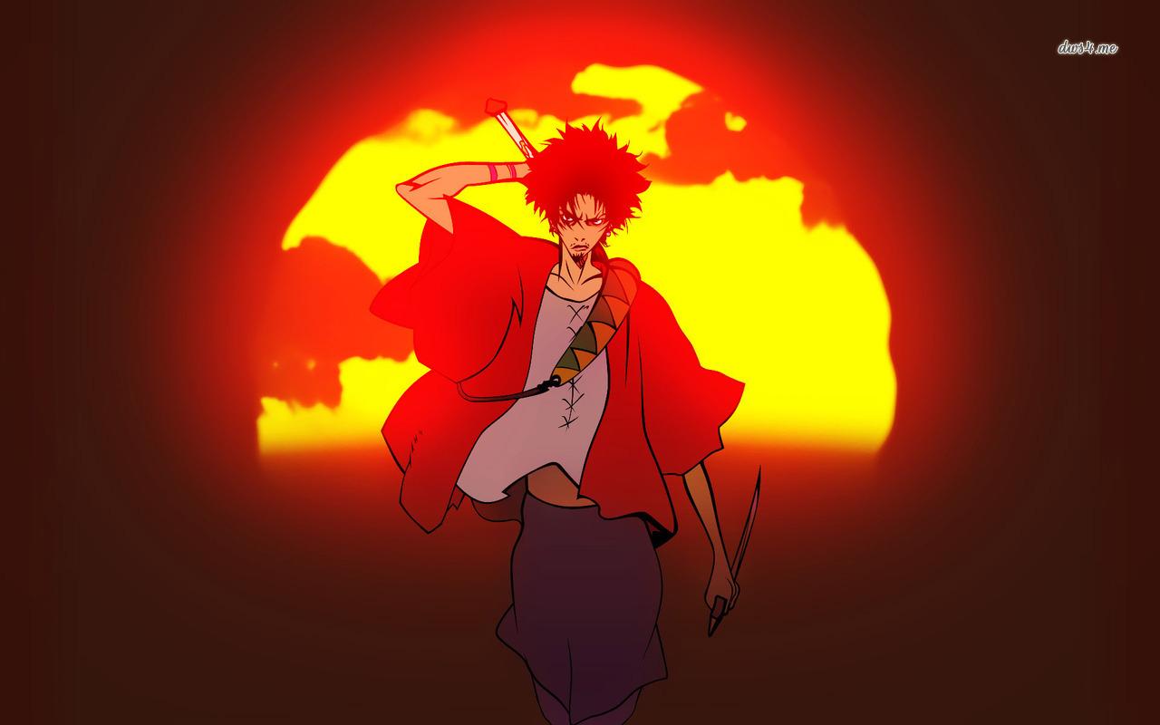 Mugen   Samurai Champloo wallpaper   Anime wallpapers   7207 1280x800