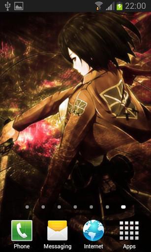 Attack on Titan Wallpapers Screenshot 2 307x512