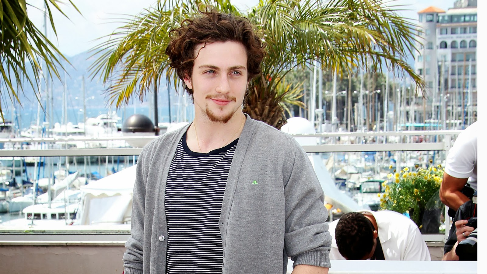 Aaron Taylor Johnson HD Desktop Wallpapers 1600x900