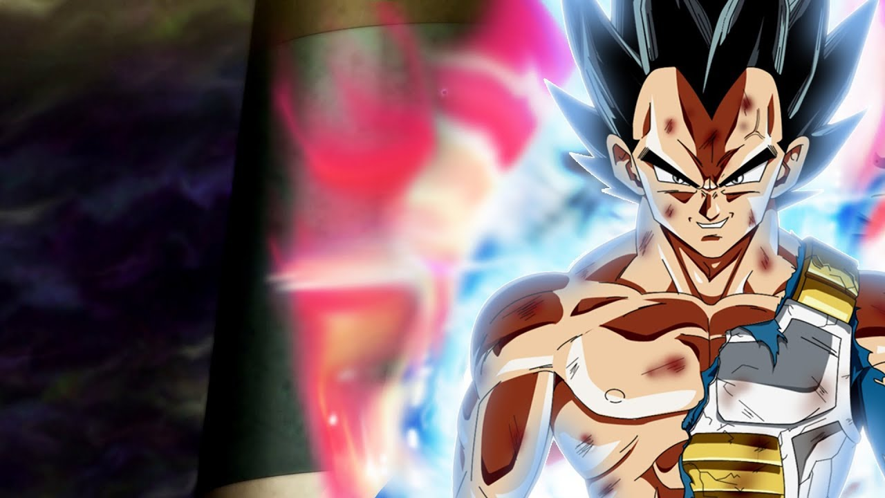 VEGETA LEARNING ULTRA INSTINCT 1280x720
