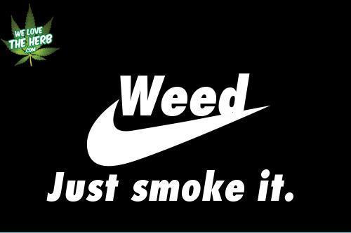 Nike Blue Smoke Wallpa...