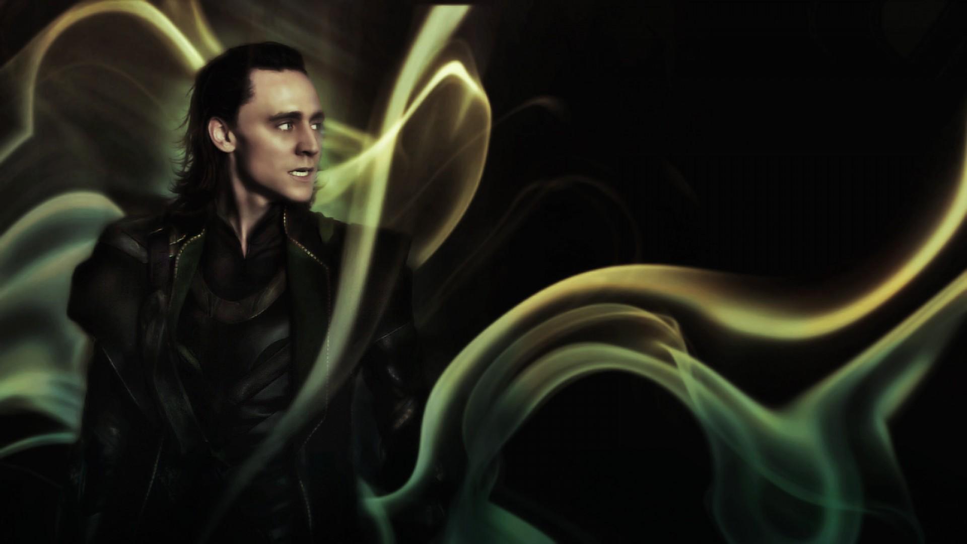 Loki Desktop Wallpaper 1920x1080