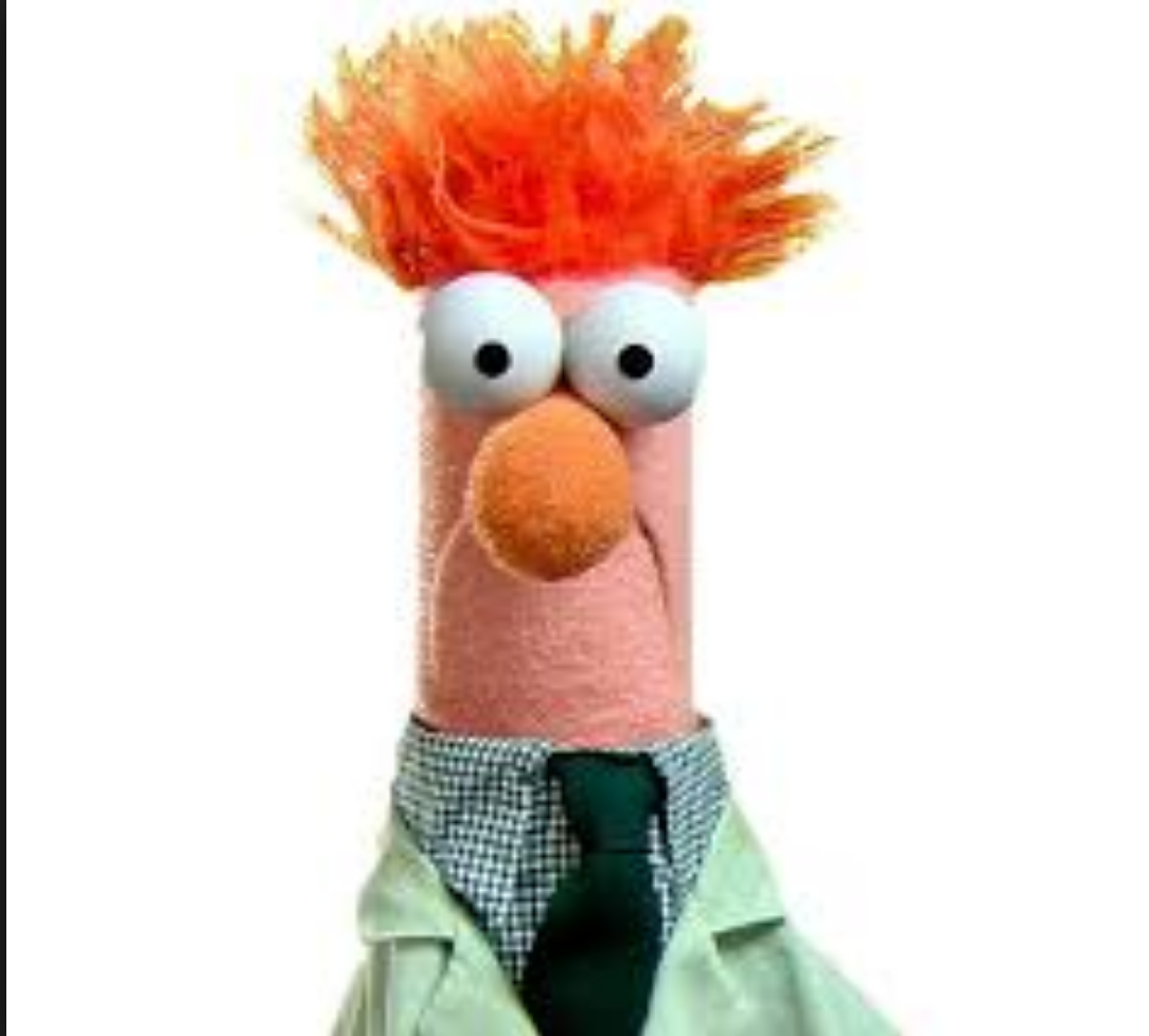 1000 Images About December Muppets Christmas On Pinterest: Beaker From Muppets Wallpaper