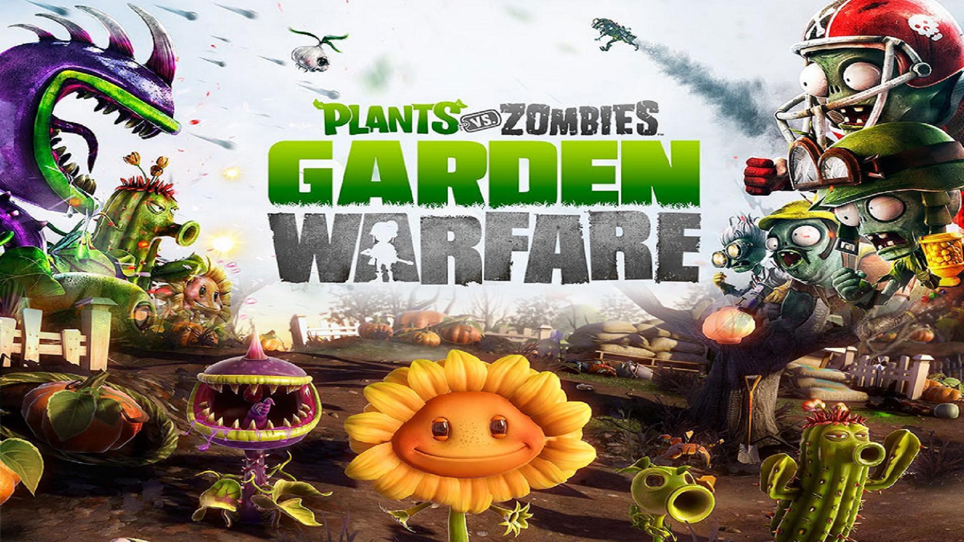 Pvz garden warfare 2 wallpaper wallpapersafari Plants vs zombies garden warfare 2 event calendar