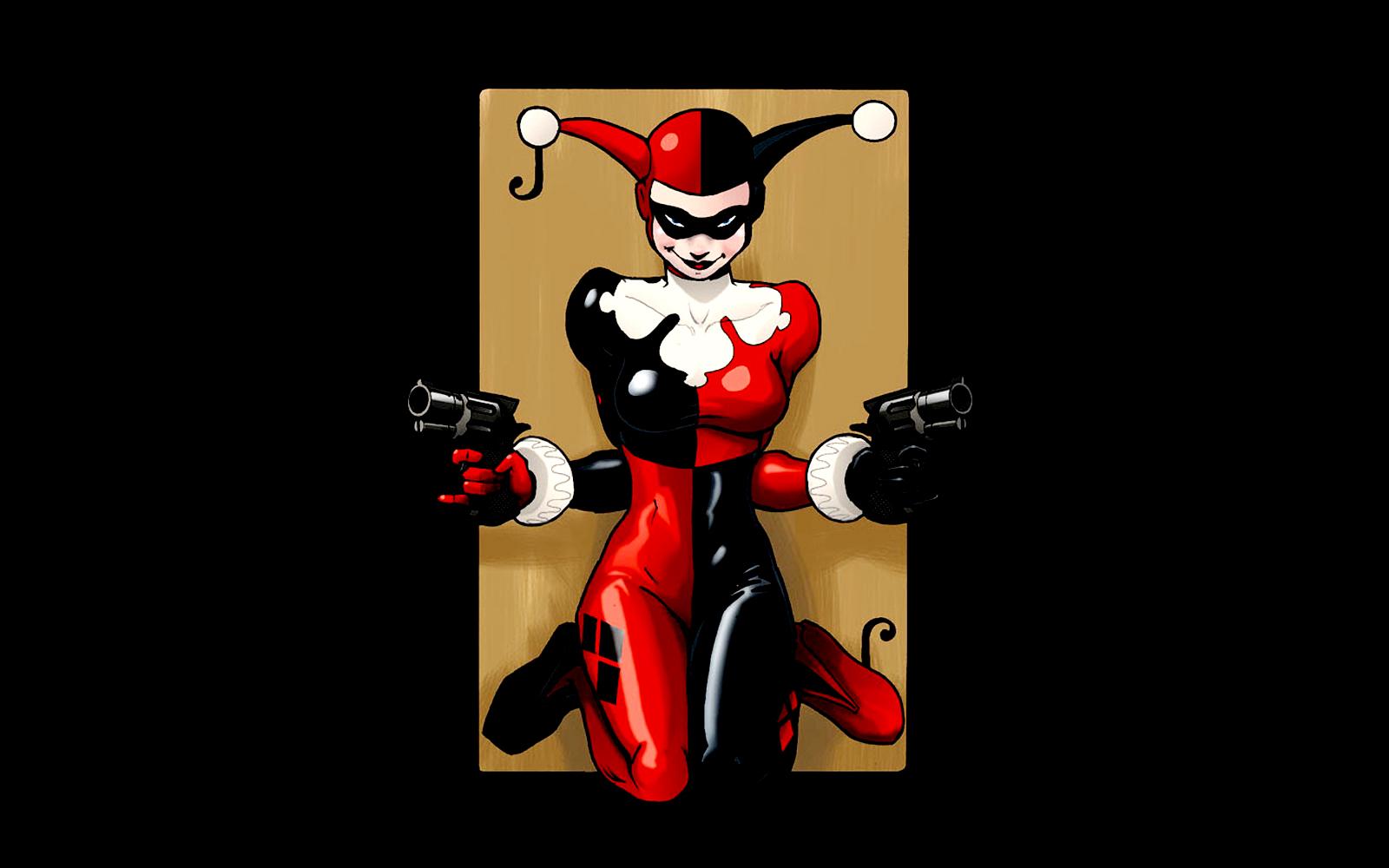 Free download Images Joker And Harley Quinn Wallpaper ...