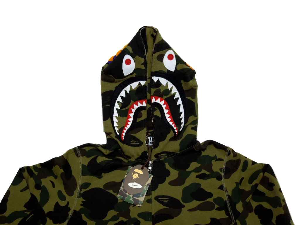 Purple Bape Camo Wallpaper 1st camo shark full zip hoodie 1024x768