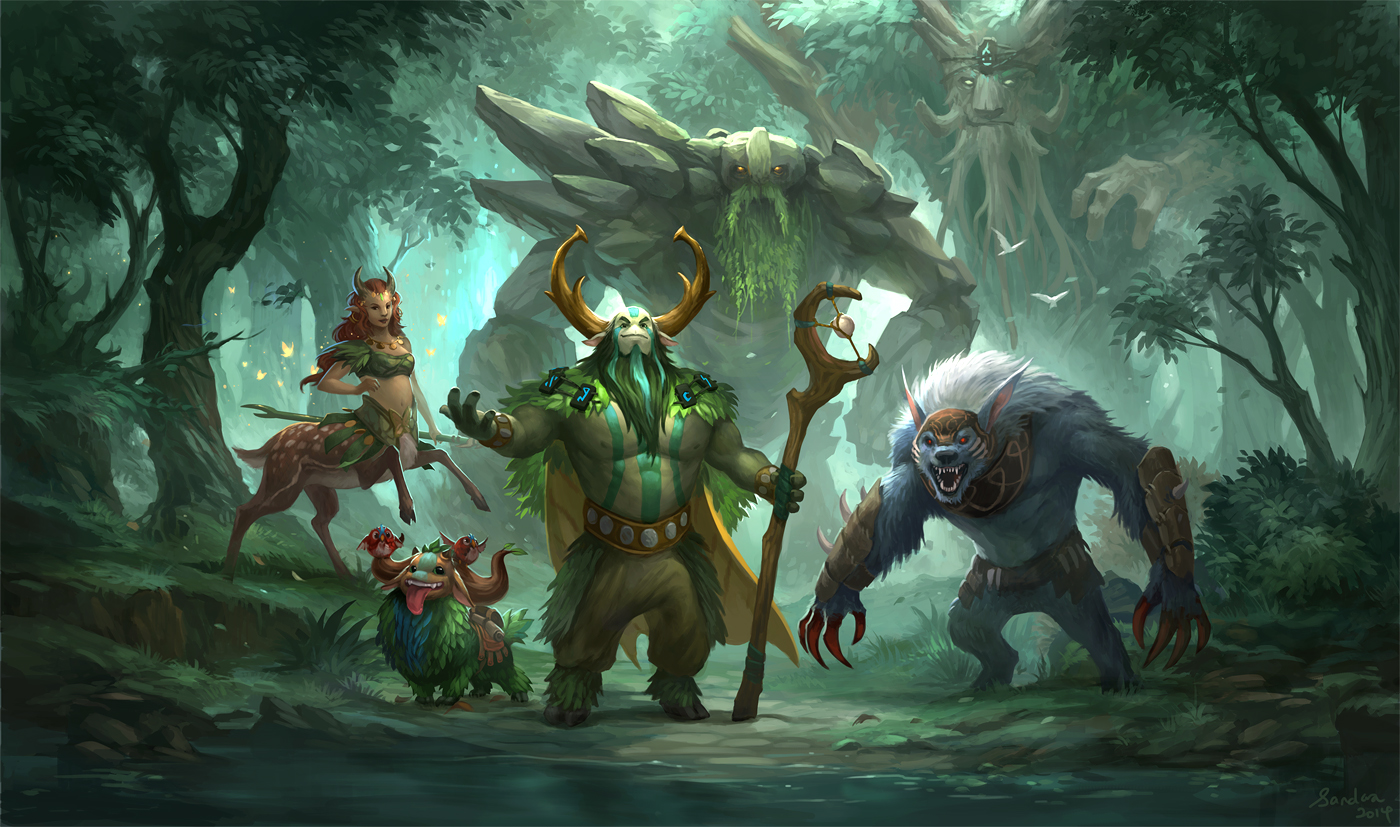 The Radiant Wallpaper Dota 2 HD Wallpapers 1400x827