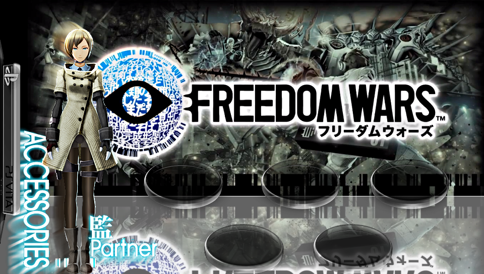 PS Vita Wallpaper of Freedom Wars is now here this is Freedom Wars 960x544