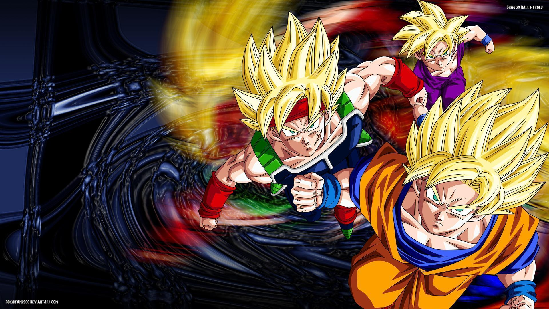 Dragon Ball GT Wallpapers 1920x1080