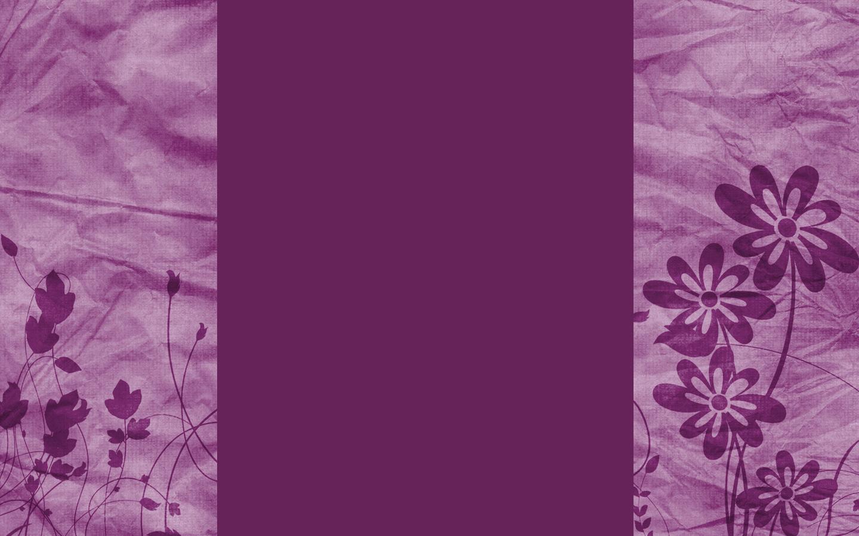Purple Flowers Twitter Backgrounds Purple Flowers Twitter Themes 1440x900