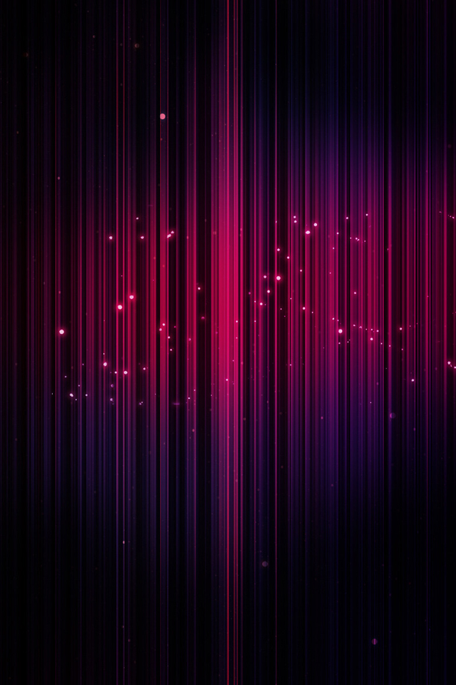 dark hd iphone wallpaper pink shiny sparkles stripes wallpapers 640x960