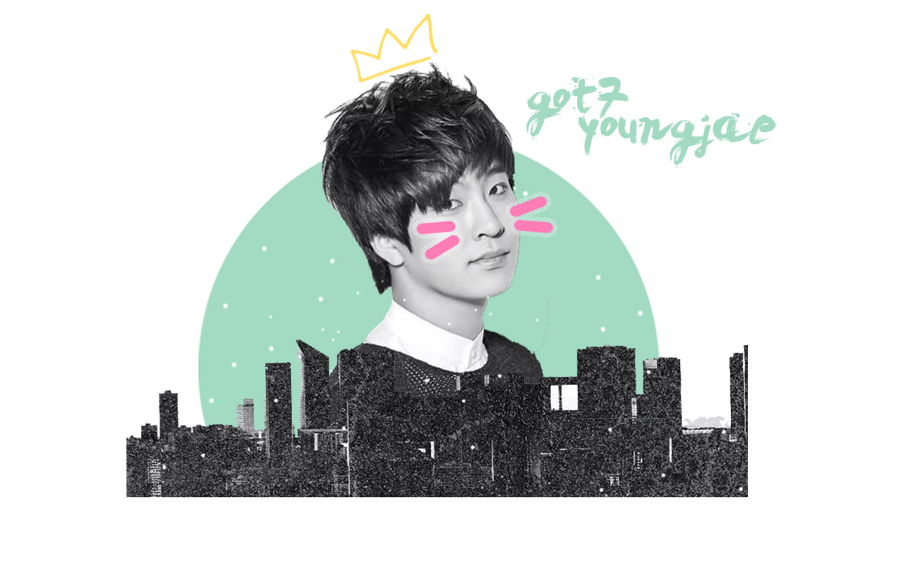 Youngjae Profile   KPop Music 1280x800