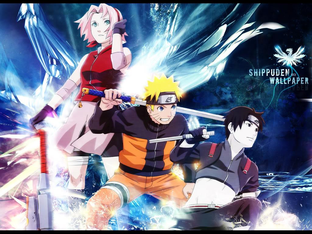 Wallpapers Naruto Shippuden HD 1024x768