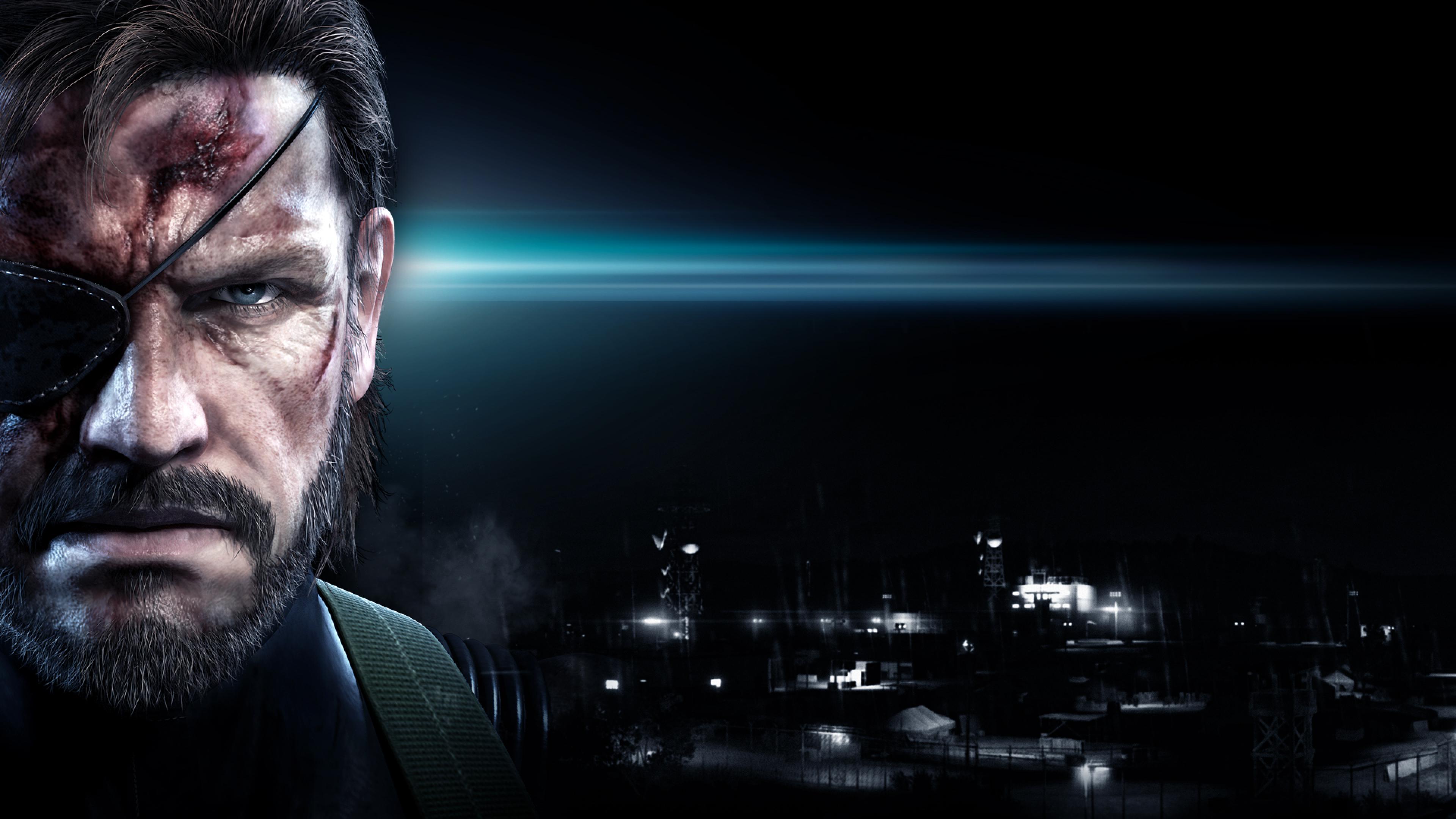 Free Download Metal Gear Solid Big Boss Metal Gear Solid V Ground