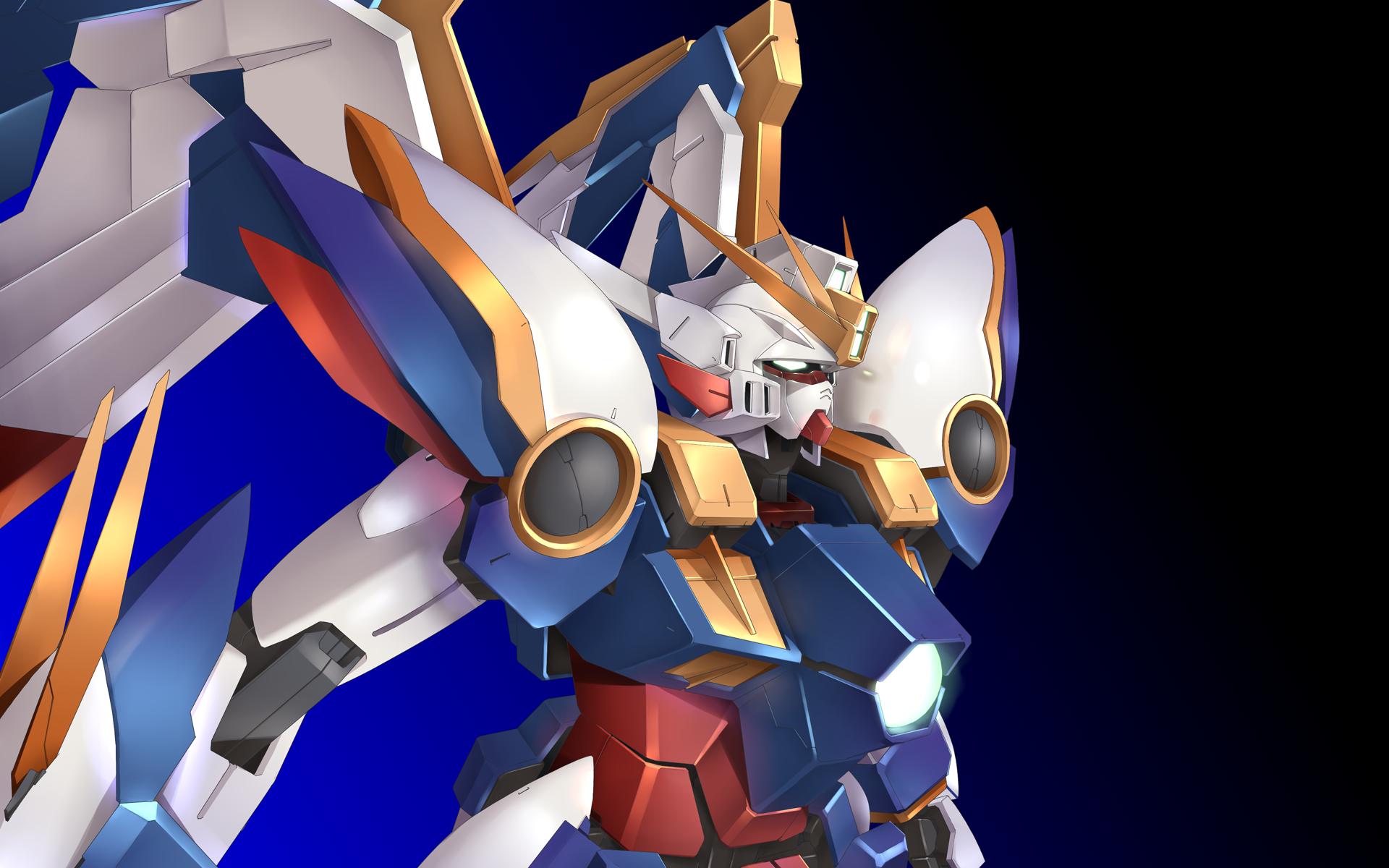 Mobile Suit Gundam Wing Wallpaper 19 HD Desktop Wallpapers 1920x1200