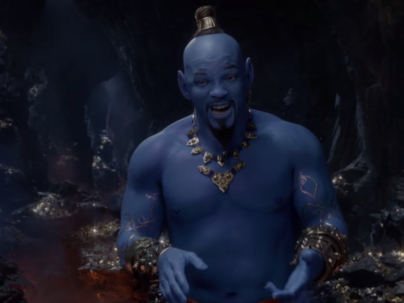 New Aladdin trailer from the 2019 Grammys introduces Will Smiths 1400x1050