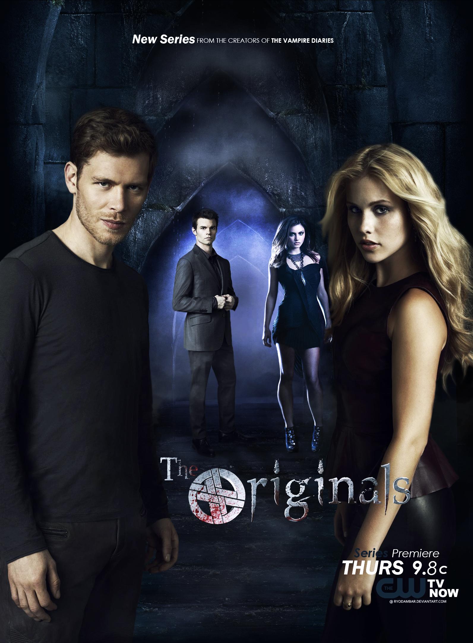 The Originals un nouveau clip pour le spin off de The Vampire Diaries 1593x2167