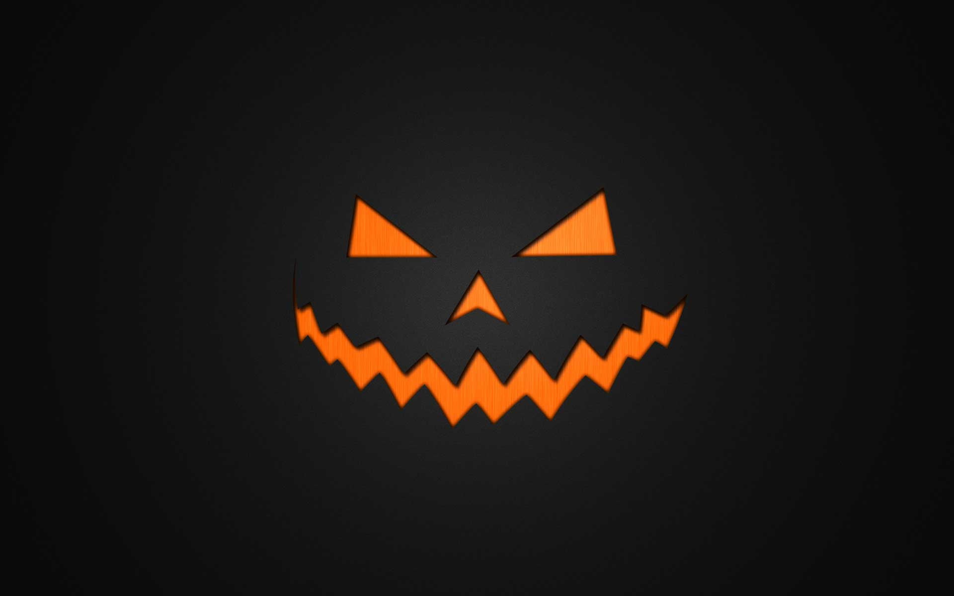 Best Happy Halloween Black Background Wallpaper Desktop Wallpaper with 1920x1200