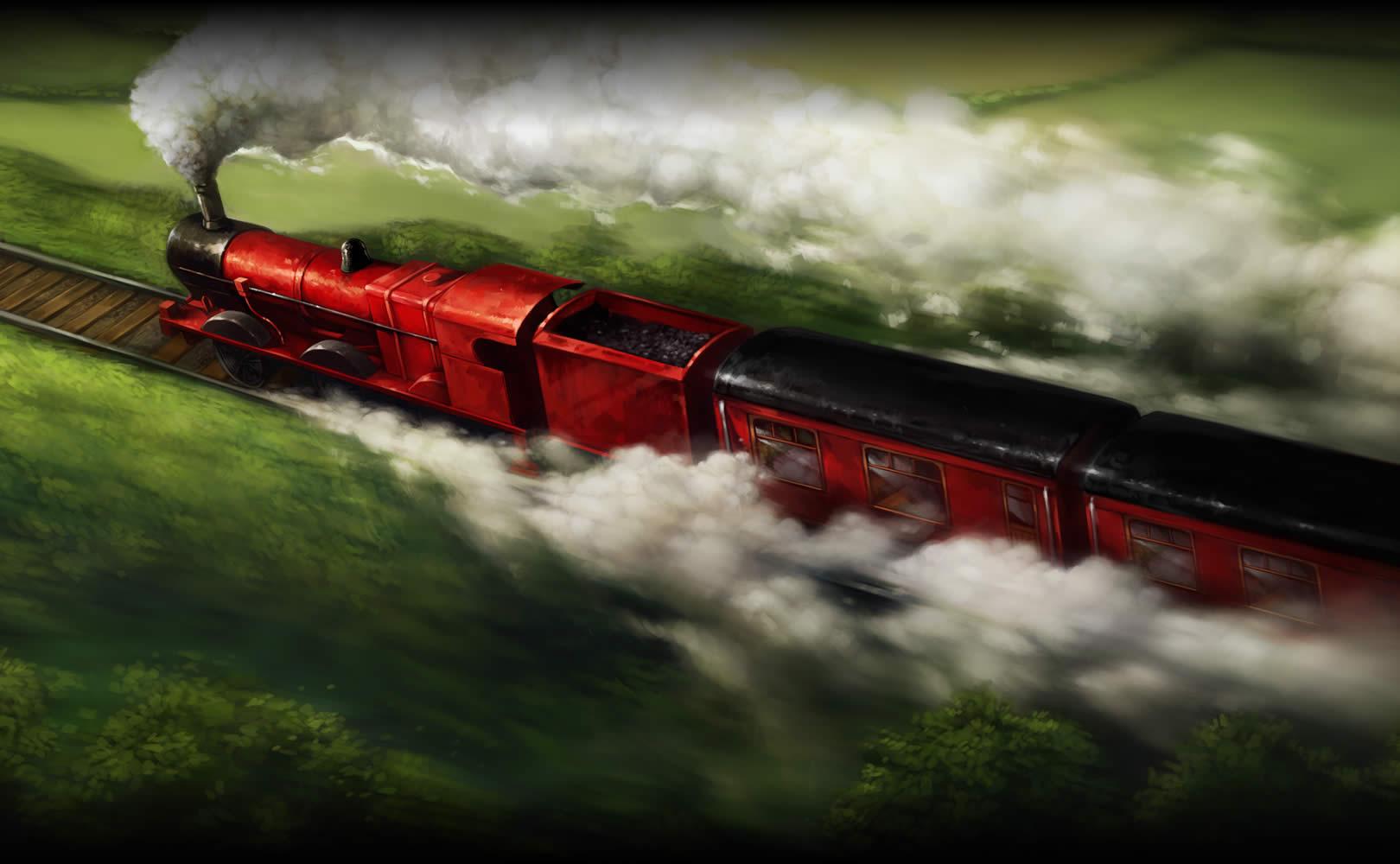 harryporter Harry Potter Hogwarts Express 1620x1000