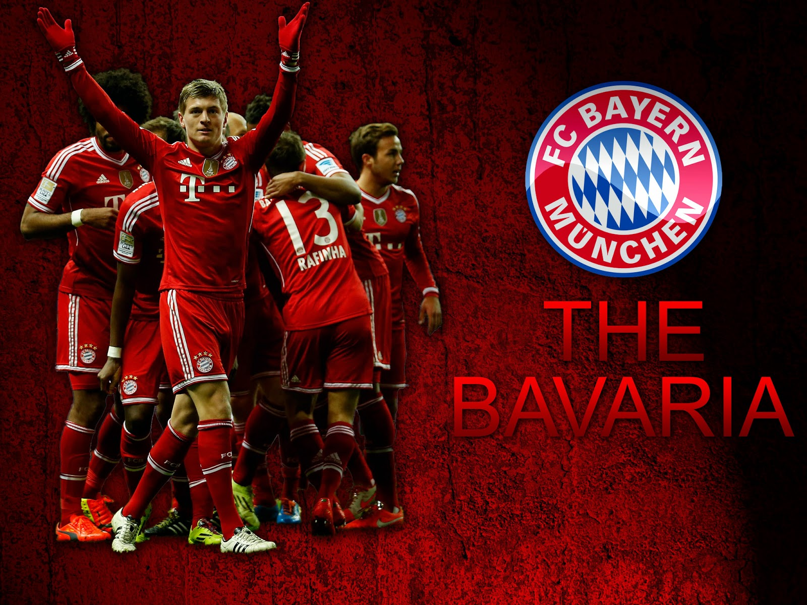 Fc Bayern Munich Wallpaper High Resolution: Bayern Munich IPhone Wallpaper
