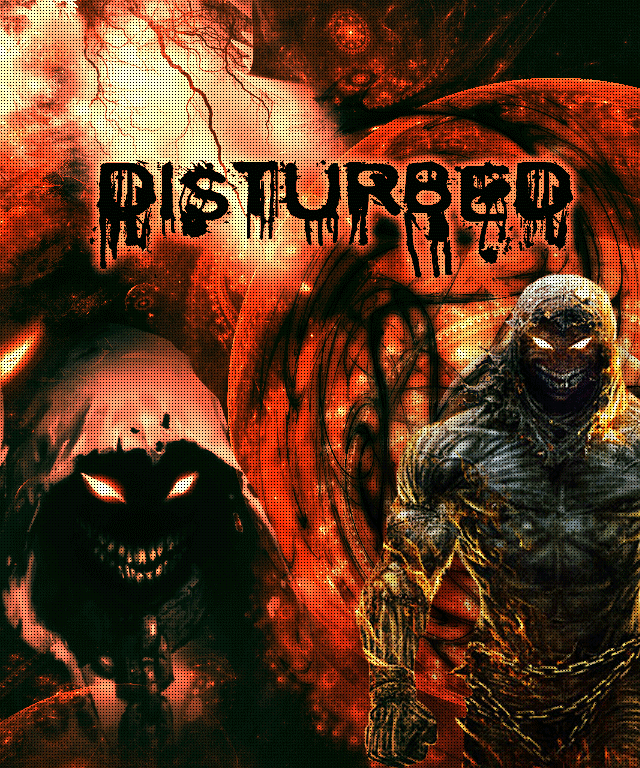 Disturbed Disturbed Wallpaper 640x960 640x768