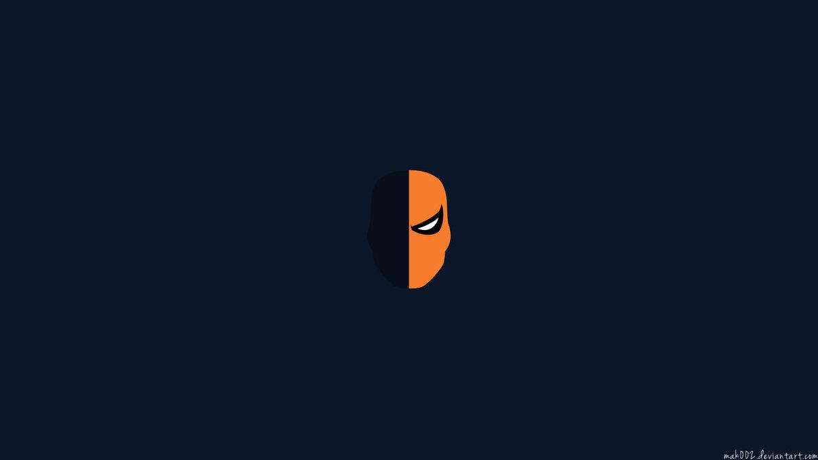 Deathstroke minimalistic by mak002 1191x670