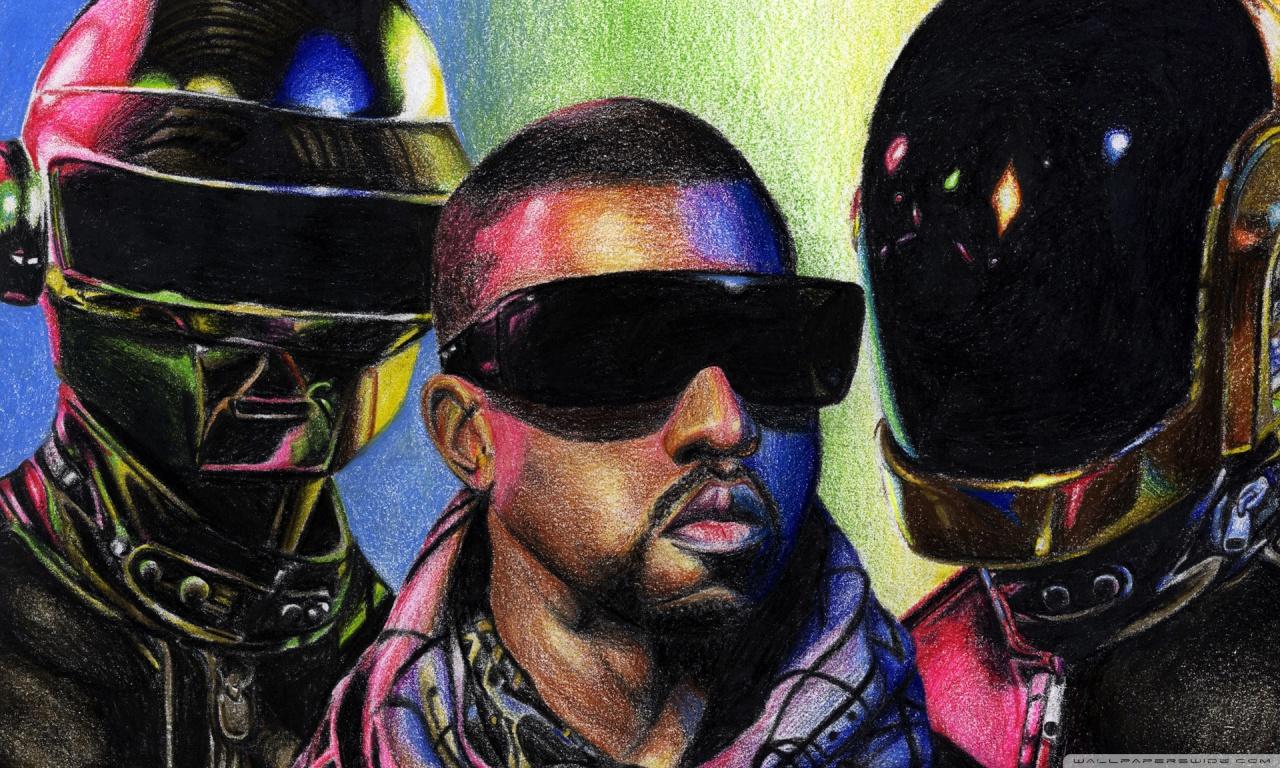Kanye West Hd 1280x768