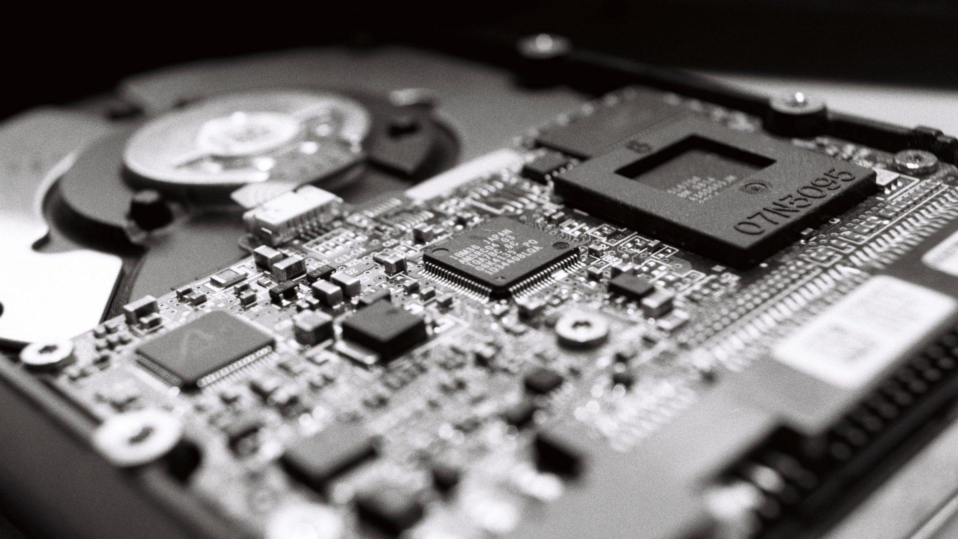 Обои information, data, Hard disk. HI-Tech foto 13