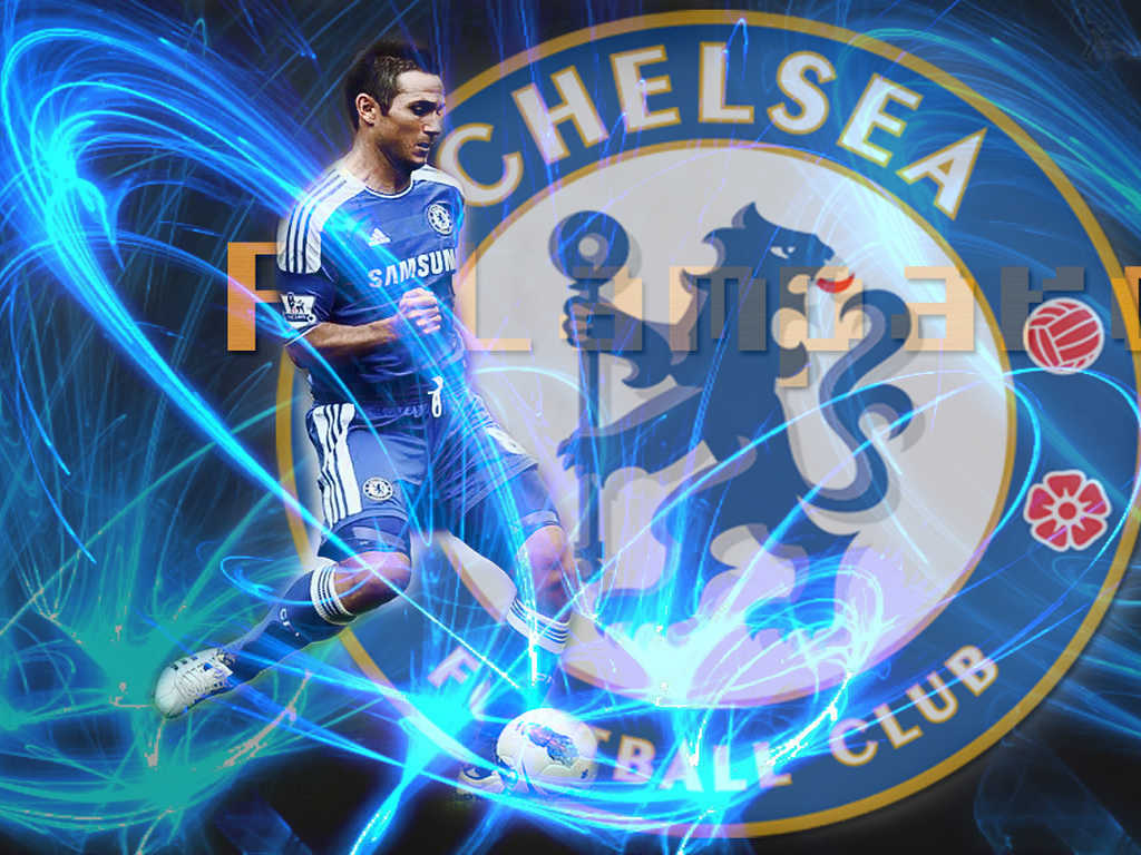 Football Young Stars Chelsea Logo HD Wallpapers 2013 1024x768