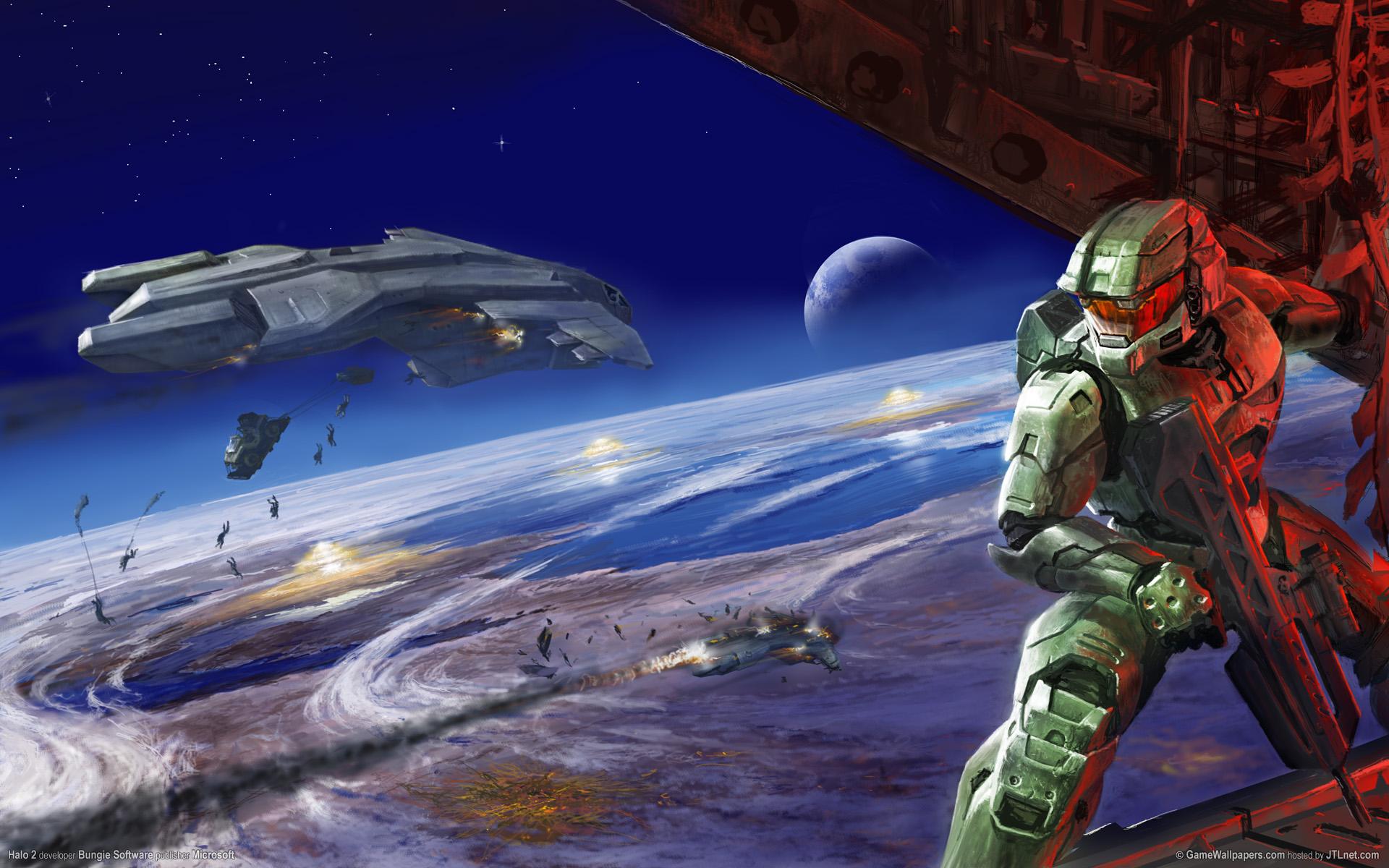 Halo 2 wallpaper   883068 1920x1200