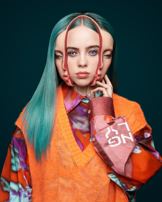 Billie Eilish 2019 Wallpaper HD Celebrities 4K Wallpapers Images 4500x5625
