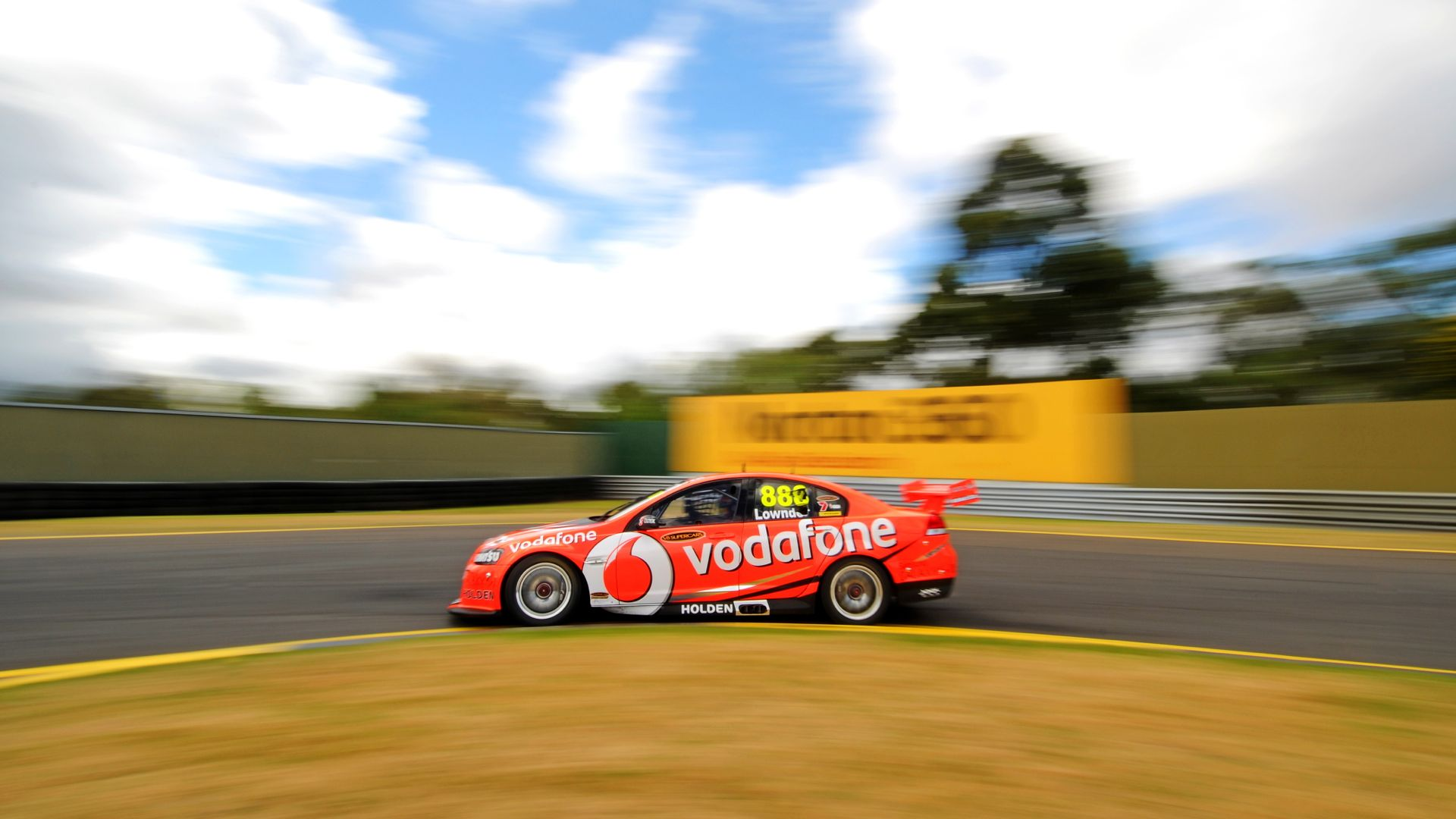 Your Ridiculously Cool V8 Supercars Wallpaper Is Here 1920x1080
