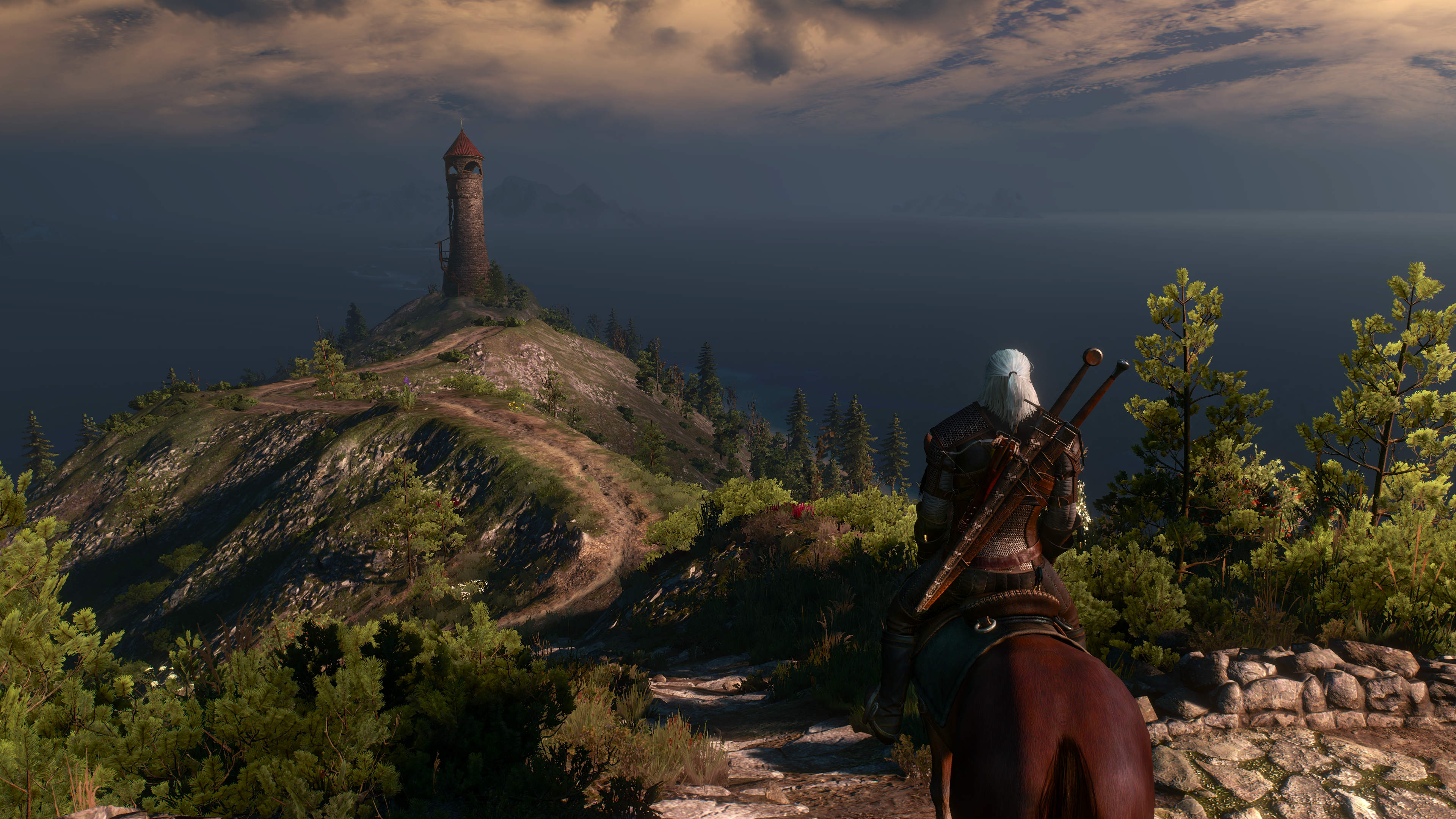 The Witcher 3 Wallpaper 4k