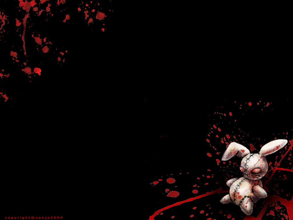 45 Bloody Anime Wallpaper On Wallpapersafari