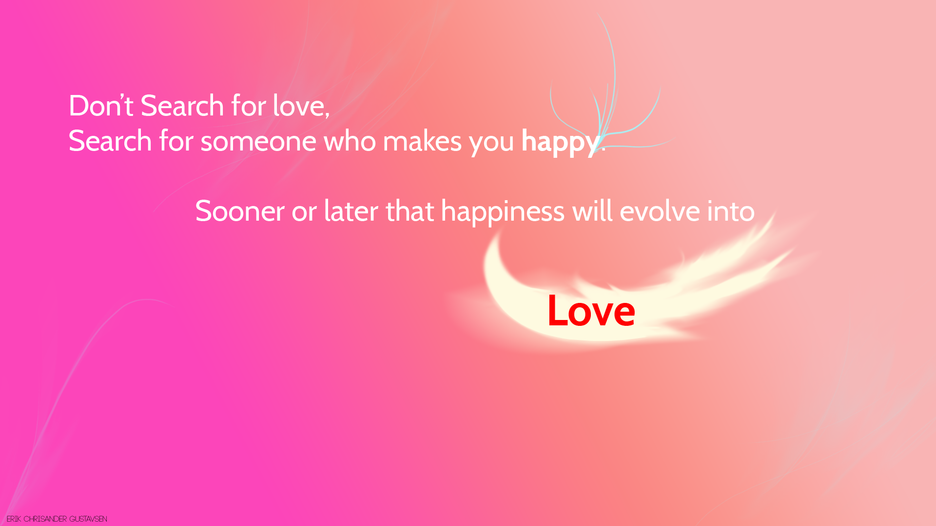 Love Wallpapers With Quotes In English : Best Love Quotes Wallpapers - WallpaperSafari