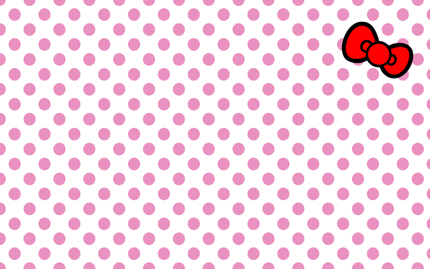 Hello Kitty Backgrounds For Laptops 1440x900