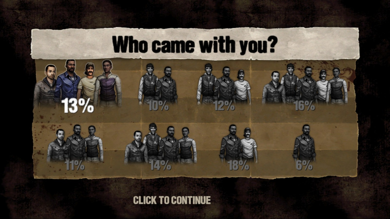 Free Download The Walking Dead Ps3 Game Wallpapers Wallchips Com
