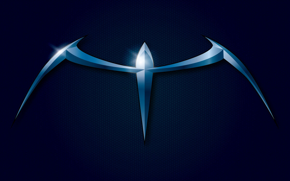 Nightwing Logo Wallpaper Iphone Images Pictures   Becuo 1131x707