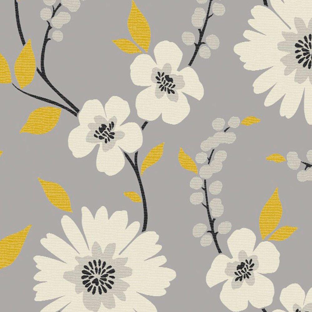 43 Modern Floral Wallpaper On Wallpapersafari