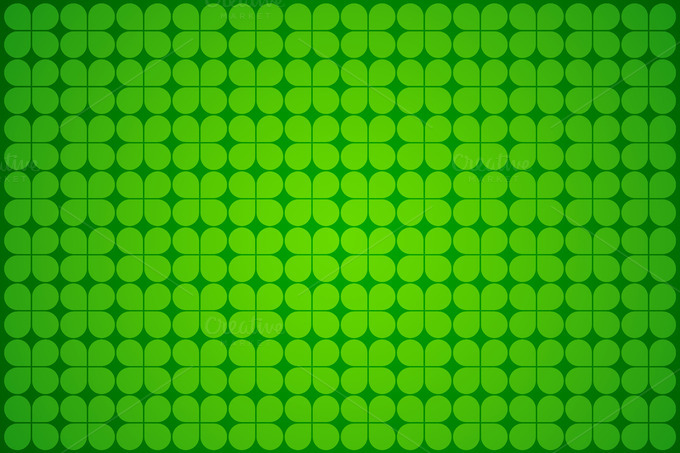 Irish Four leaf clover Wallpaper Patterns on Creative Market 680x453