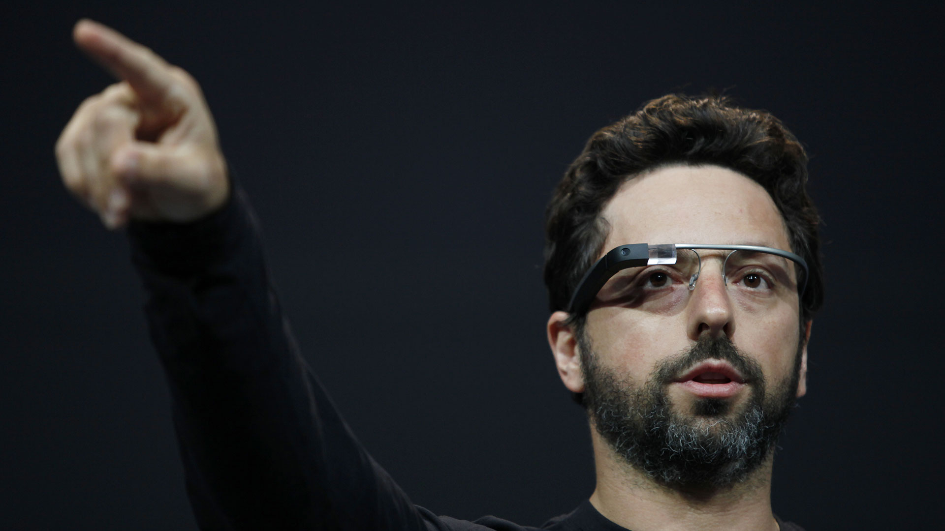 Sergey Brin google glass 12   Weekend Edition Weekend Edition 1920x1080