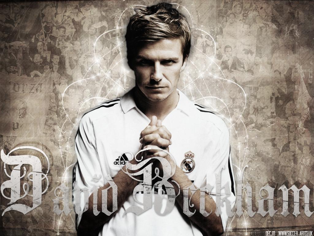 David Beckham   David Beckham Wallpaper 95435 1024x768
