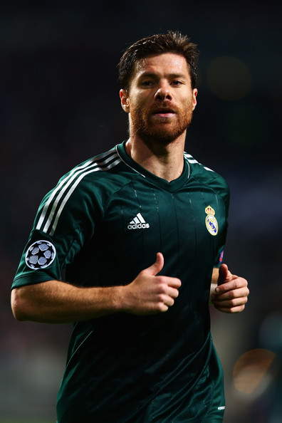 Xabi Alonso Real Madrid Wallpapers Football Players Wallpapers 396x594