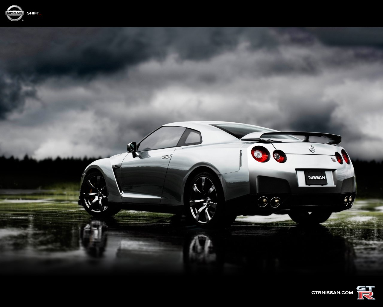 212 Nissan GT R HD Wallpapers Background Images 1280x1024