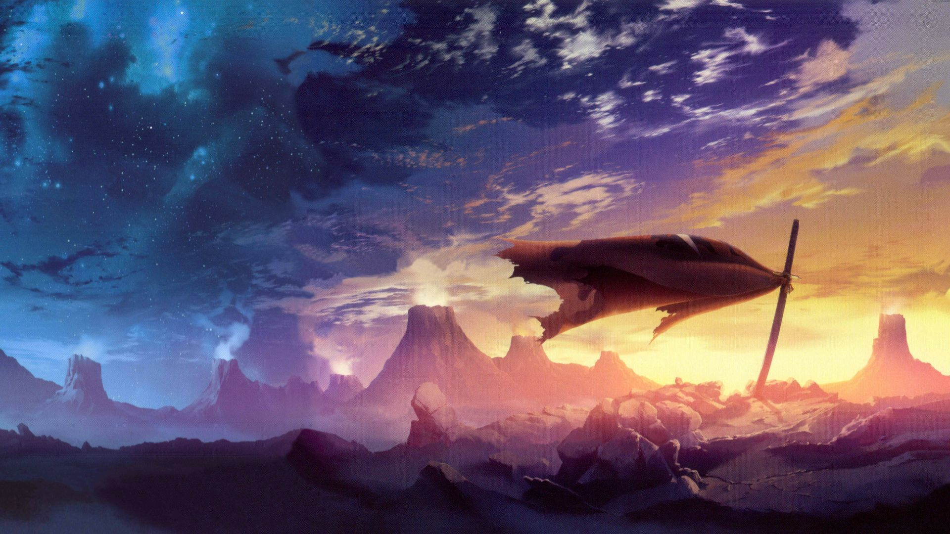 Chill Anime Wallpapers   Top Chill Anime Backgrounds 1920x1080
