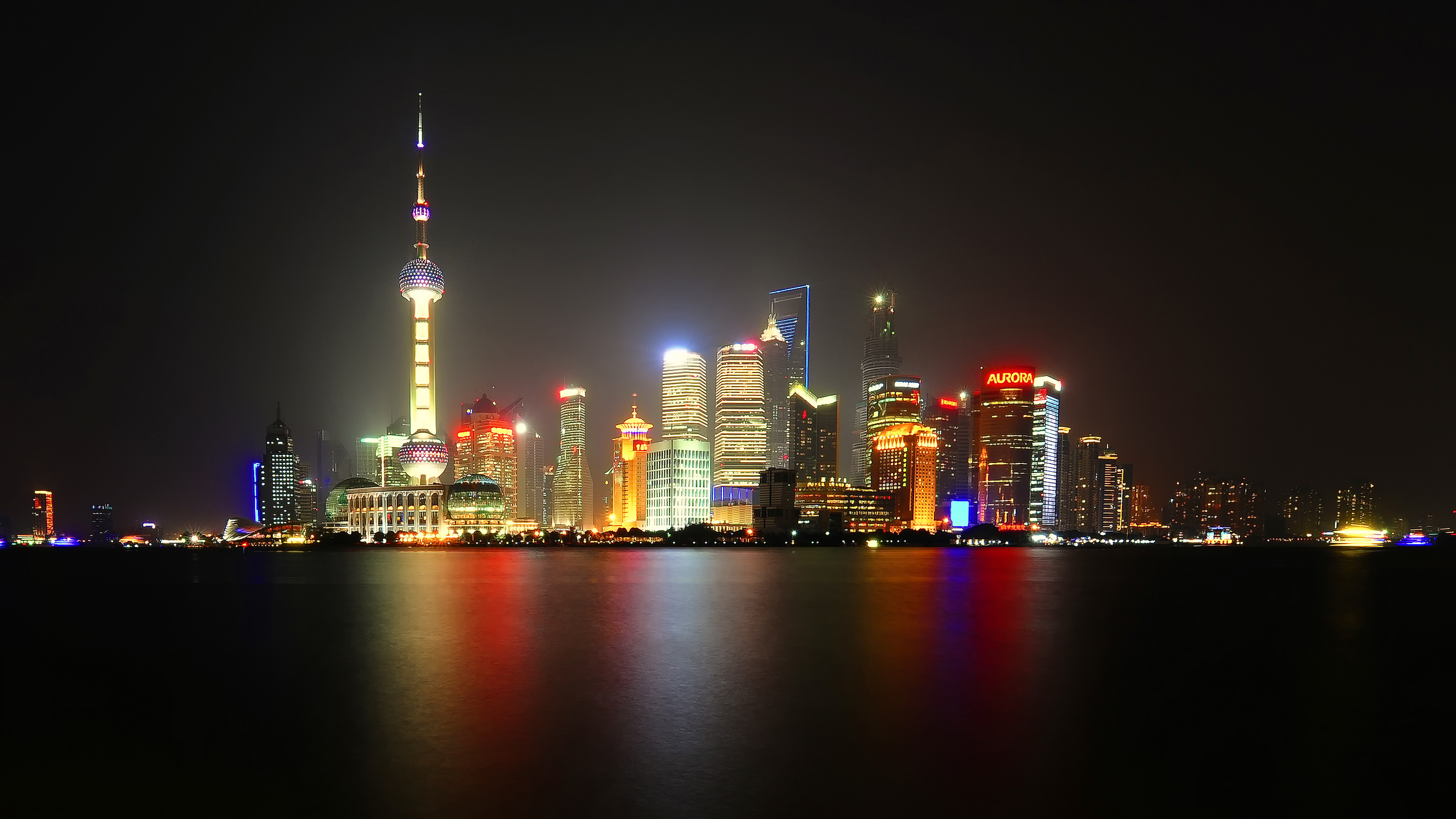 Clouds Wall Mural Shanghai Skyline Wallpaper Wallpapersafari