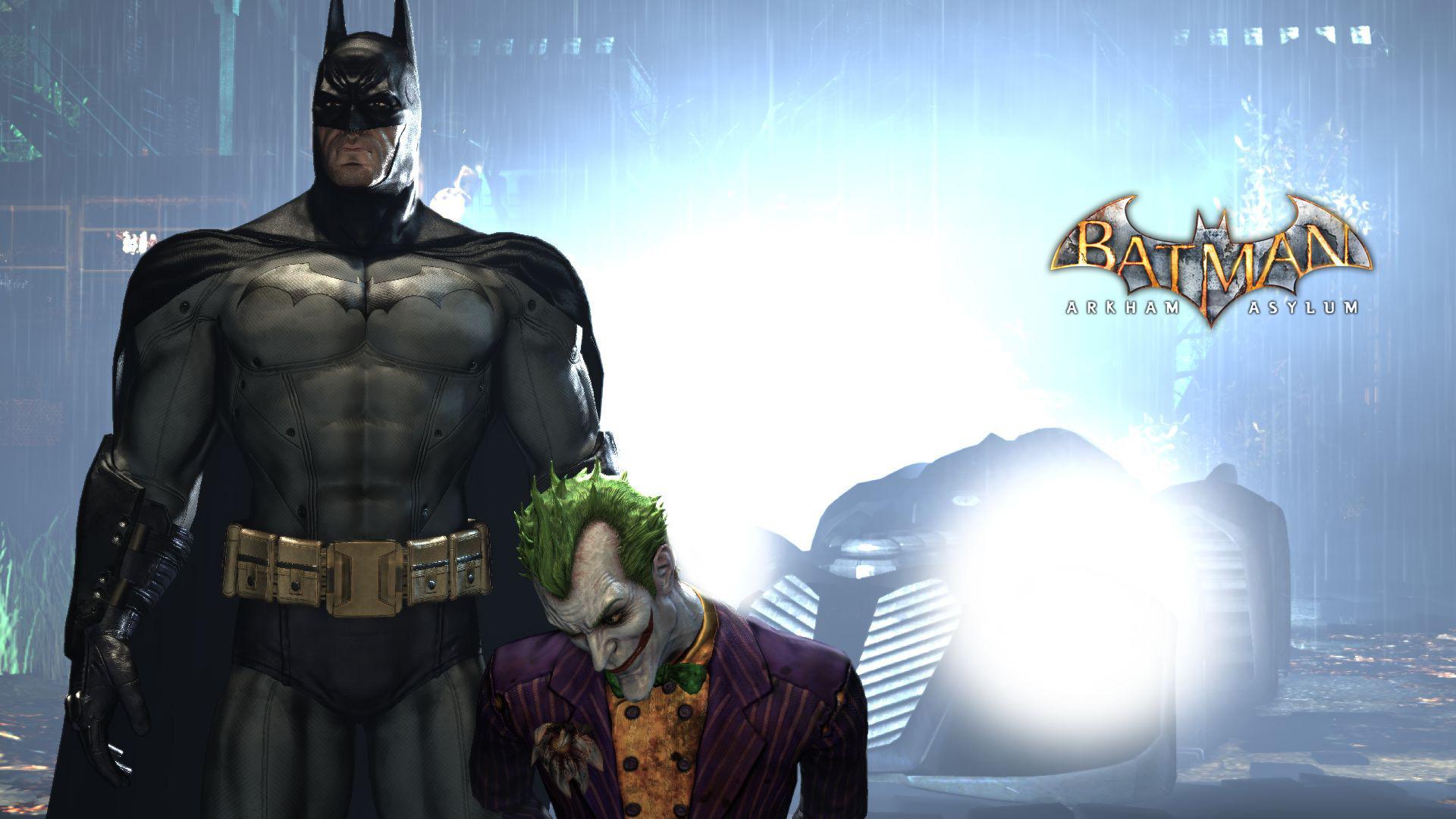 HD Batman Arkham Asylum Wallpapers Full HD Pictures 1920x1080