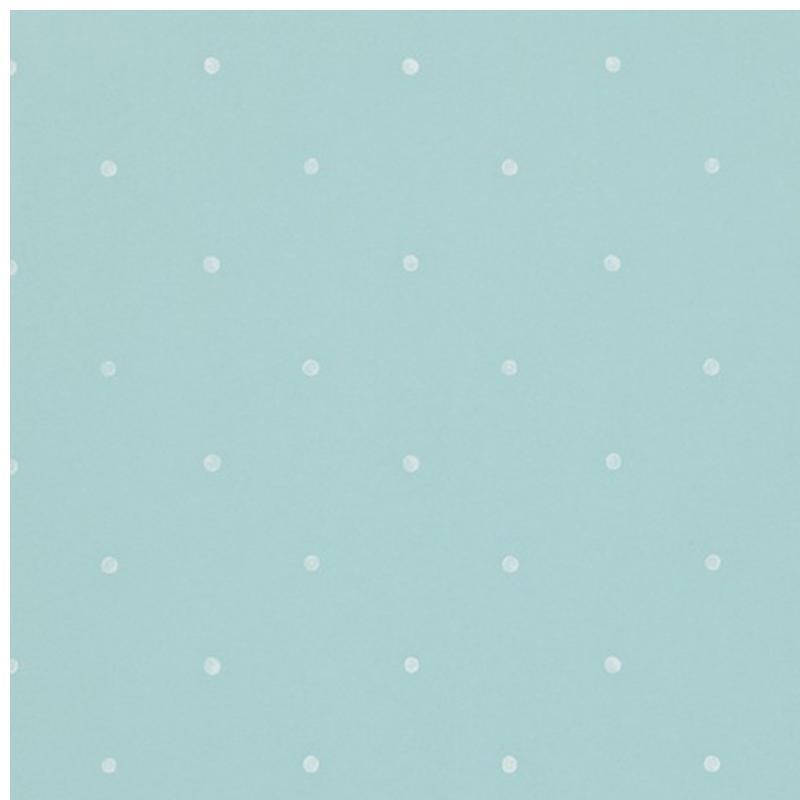 Sanderson Home Polka DMAD212846 BlueCream wallpaper from the 800x800