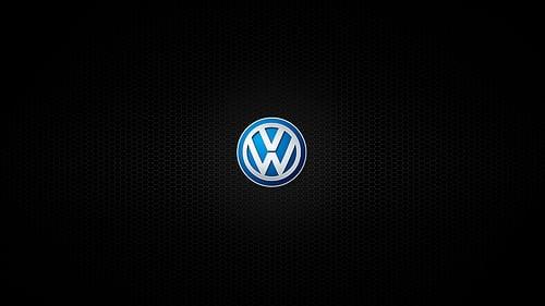 VW Logo Wallpaper