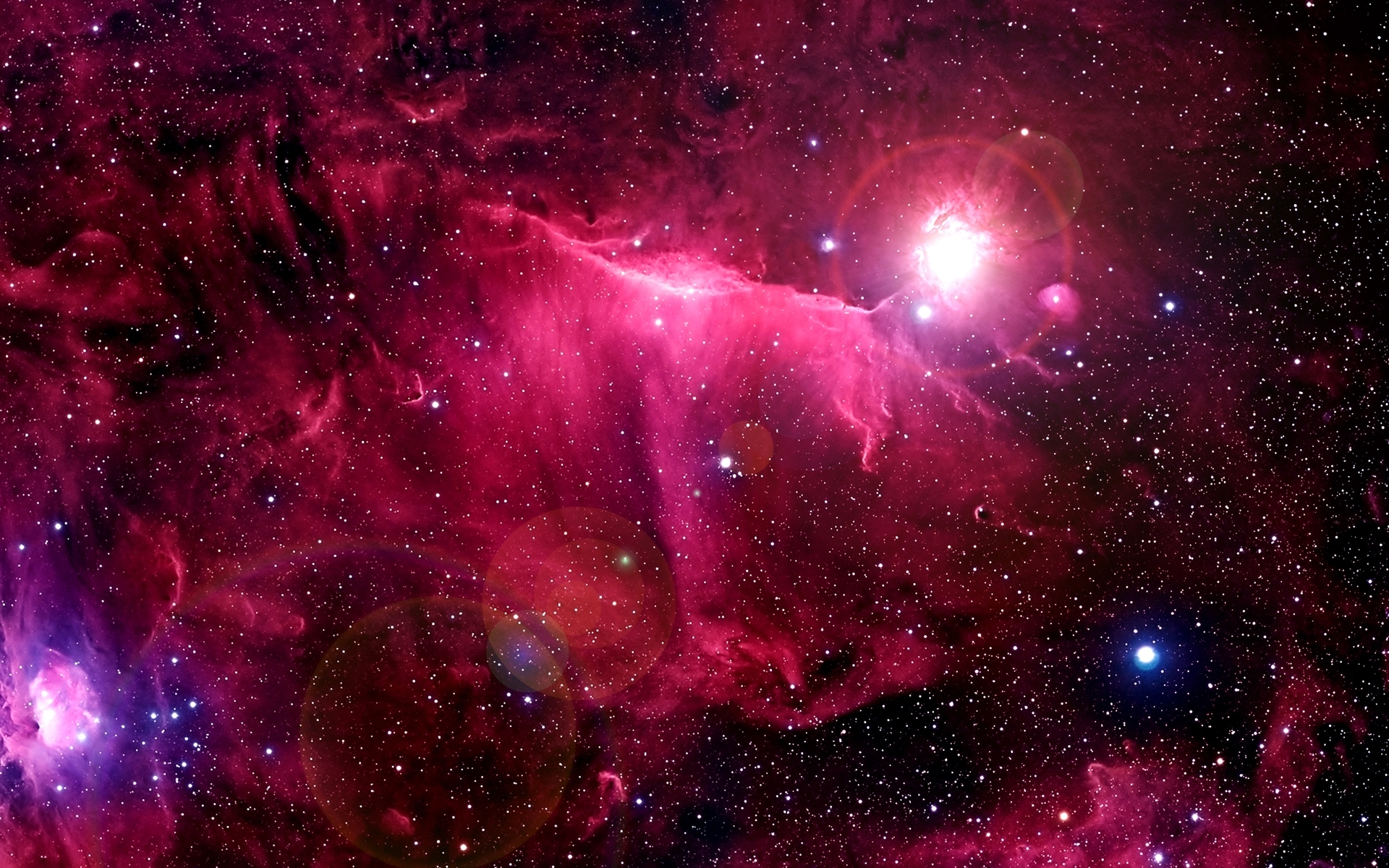 Nebula Computer Wallpapers Desktop Backgrounds 1920x1200